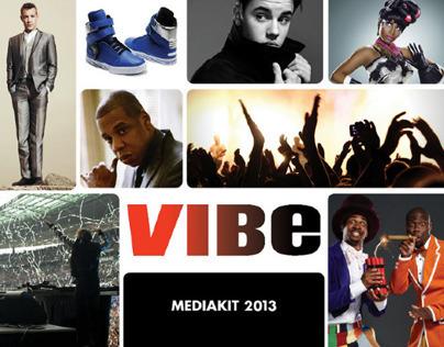 Vibe Media kit + RFPs