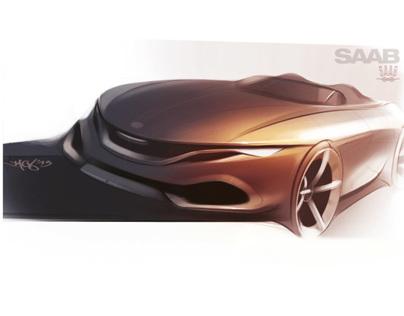 Saab spyder