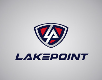 LakePoint Sports | Proposed Logo Redesign