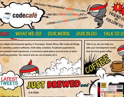Code Cafe Reskin Option 1