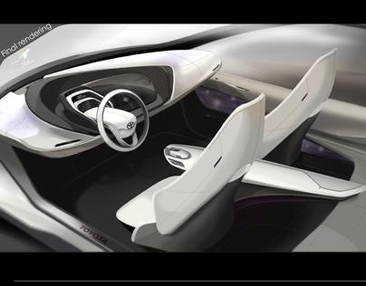 """Toyota vehicle efficiency for 2025 """"Zen"""""""