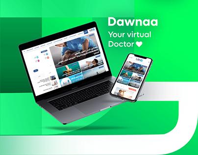 dawanaa | Brand identity