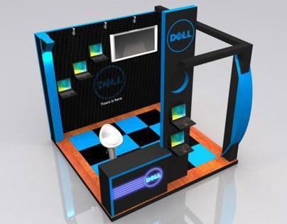 Dell Activity Kiosks
