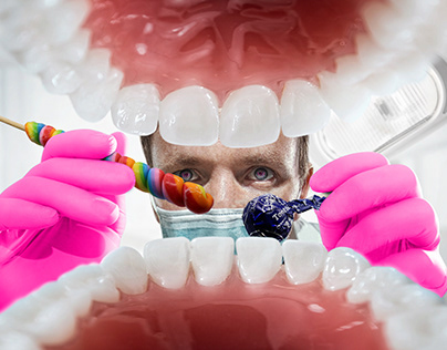 National Dentist's Day promotion for IT'SUGAR