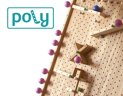 Poly - The Lever Toy