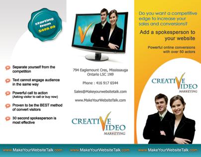 Print & Electronic Media Design