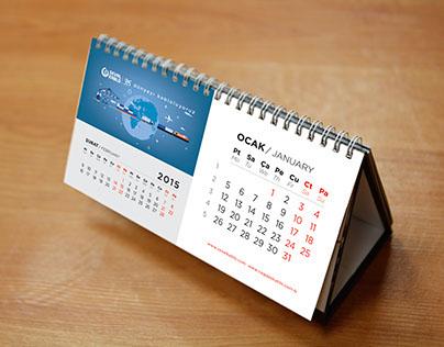 Seval Kablo 2015 Masa Takvimi
