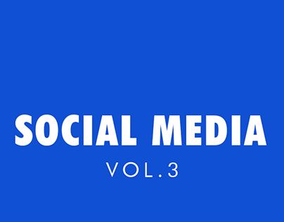 Social Media I VOL. 3