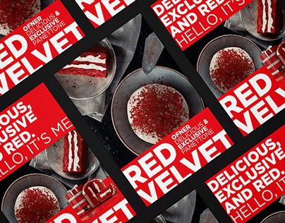 Ofner - Panettone Red Velvet