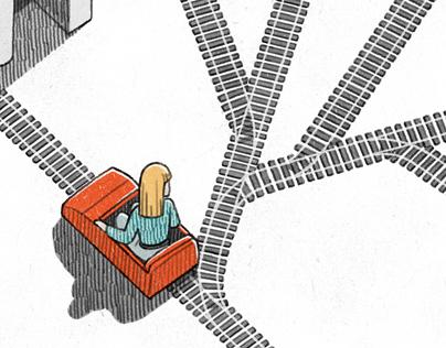 NZZ Editorial Illustrations 2