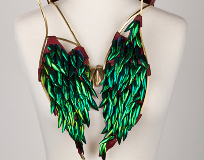 Thorax Necklace