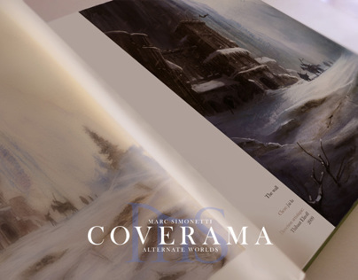 Art Book: Coverama