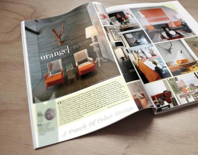Interior Design Magazine Pages