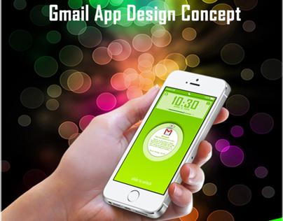 Gmail App Design Concept