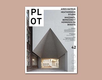 PLOT#42 - Editorial Design