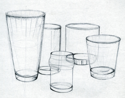 Various Sketches (2012 - 2014)