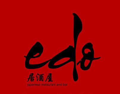 Edo IPad Digital Menu App