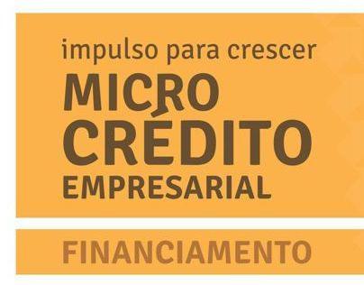 Financiamento Micro Crédito