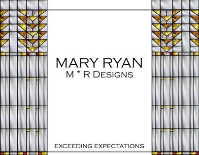 Mary Ryan Portfolio