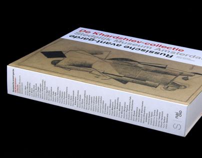 Book The Khardzhiev Collection, Russian Avant-Garde
