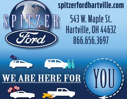 Spitzer Ford Hartville >> Brandon Nagy On Behance