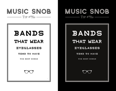 Fourth Eye Blind — Music Snob Tip #20/20