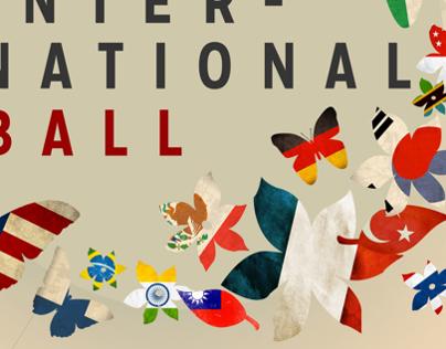International Ball 2014