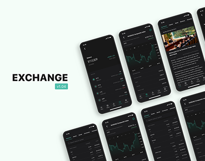 Mobile Finance: News & Exchange