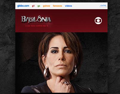 Globo - Quiz Babilônia