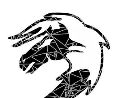 2 Dark Horses logo