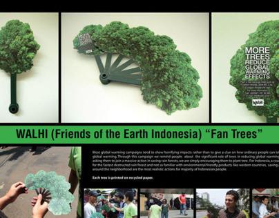 Friend of Earth Creative Direct Campaign