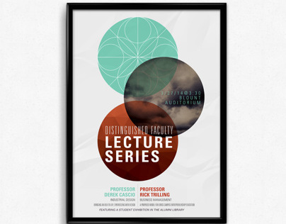 2014 WIT Distinguished Faculty Lecture Series Poster