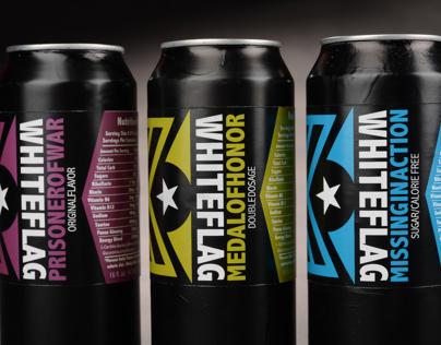 White Flag Energy Drink