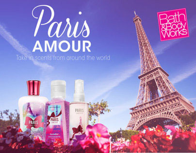 Bath & Body Works Campaign