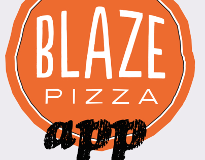 The Blaze Pizza Builder App
