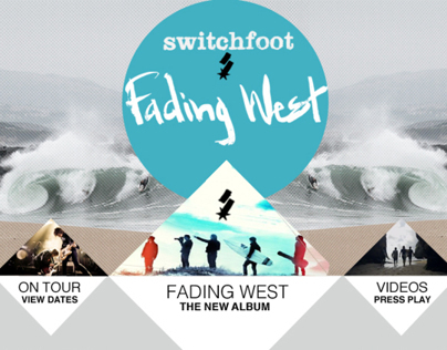 Switchfoot: Fading West Campaign