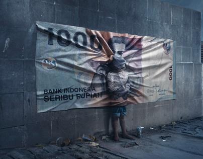 Money Trap Print Campaign