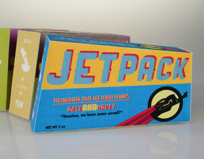Jet Pack Cereal Rations
