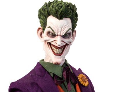 Joker 1/6 Scale Figure Design