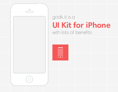 GridKit – UI Kit for iPhone