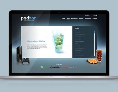 Padbar Website