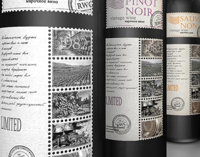 vintage wine/марочное вино