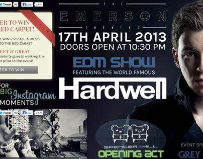 Contest / Hardwell