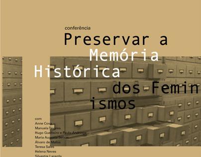 Memória Histórica dos Feminismos