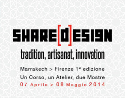 Share[D]esign - exhibition
