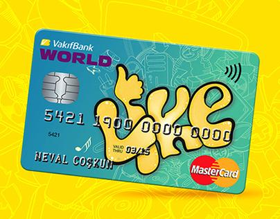 like card