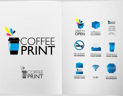 COFFEE PRINT - Business Plan and Branding