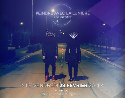 Peindre avec la Lumière : photography exibition Paris