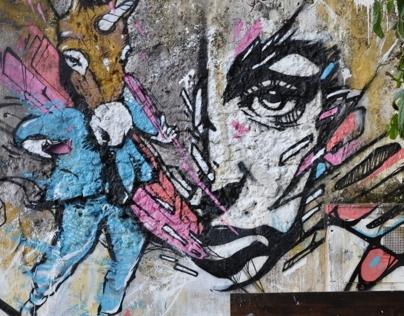 """""""Atira-te ao Rio """" Live Paint"""