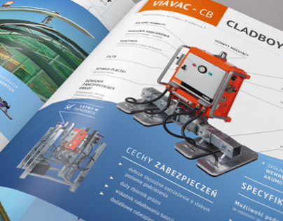 VIAVAC PL product catalogue